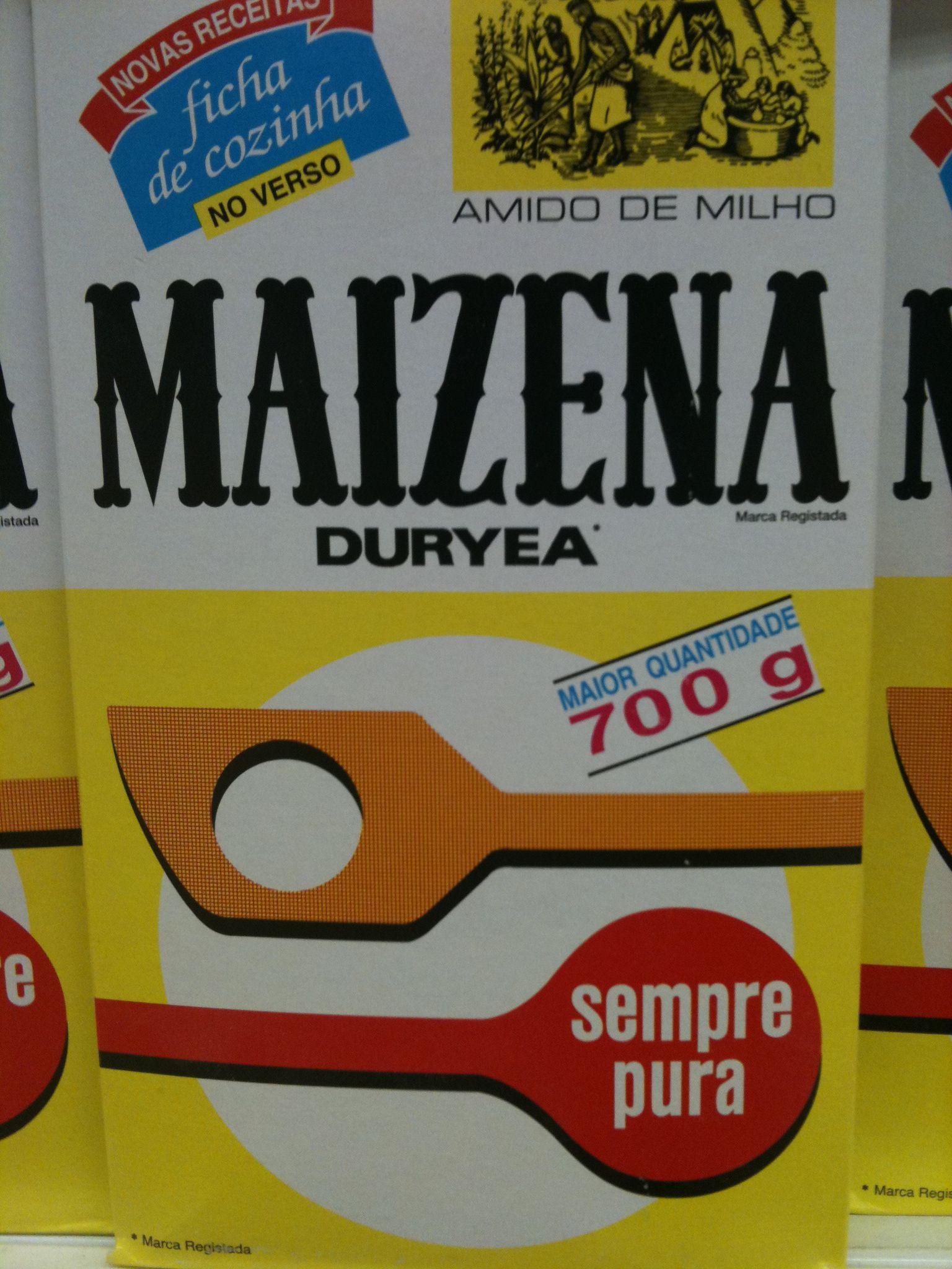 Farinha Maizena