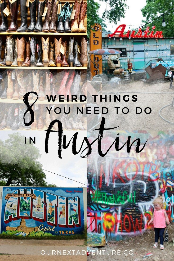 Awesomely Weird Things To Do In Austin Weird Things Austin - 11 things to see and do in austin texas