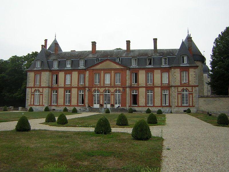 Malesherbes Château