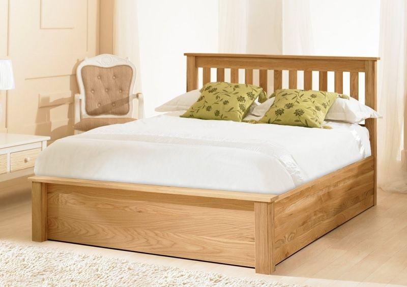 Astounding Emporia Beds Monaco Oak Ottoman Bed All Things Bedroom Beatyapartments Chair Design Images Beatyapartmentscom