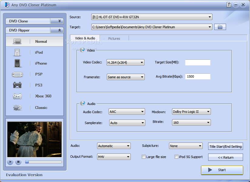 free any dvd cloner