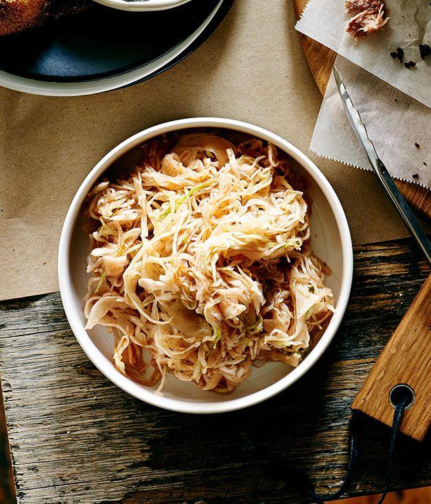 Lexington red slaw | Recipe | Slaw recipes, Food recipes ...