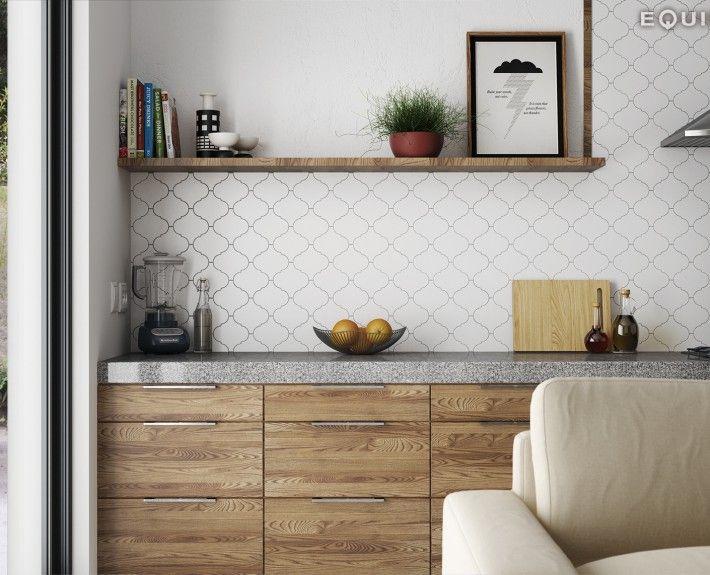Equipe Ceramicas  Scale  Kitchen  Wandverkleidung Kche esszimmer Kche