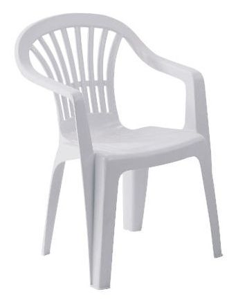 Decorate Your Outdoor Plastic Patio Chairs Anlamli Net In 2020 White Plastic Chairs Resin Patio Furniture Patio Chairs