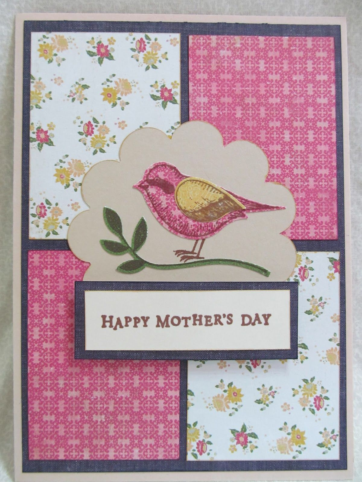 Butterfly Happy Birthday Card Cards Card Ideas And Bird