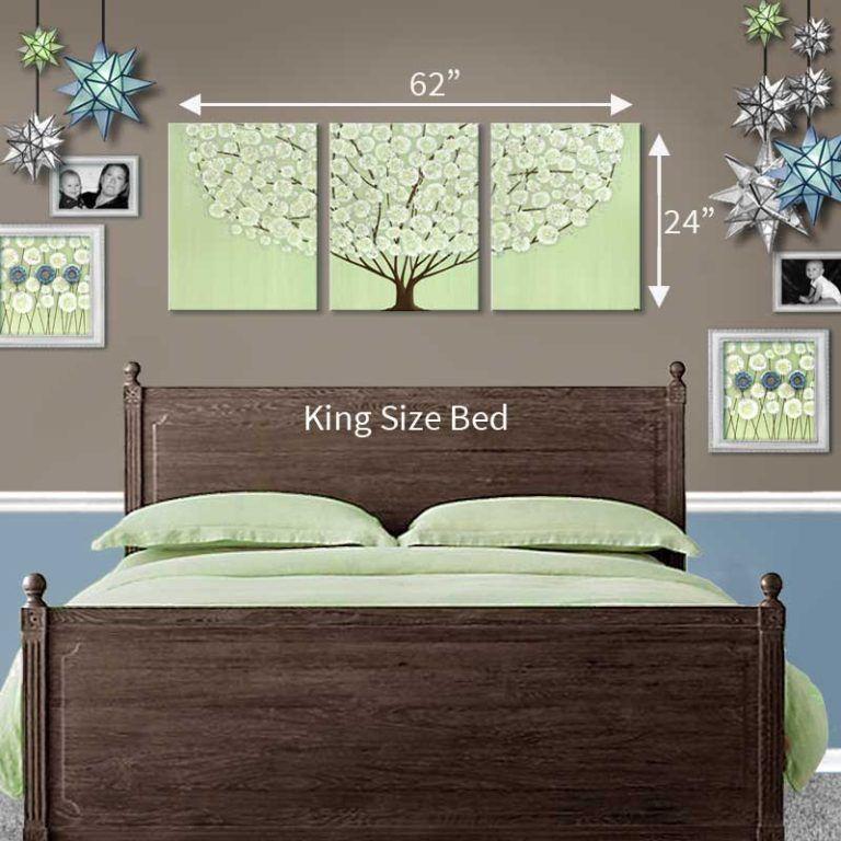 Canvas Sizes For Bedroom Wall Art Master Bedroom Wall Decor