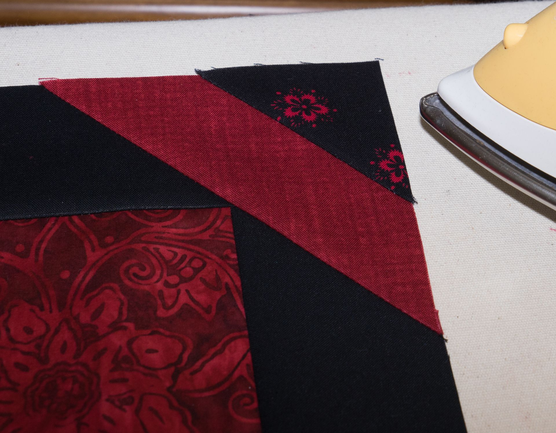 here are instructions for making this 12 1 2 x 12 1 2 block which