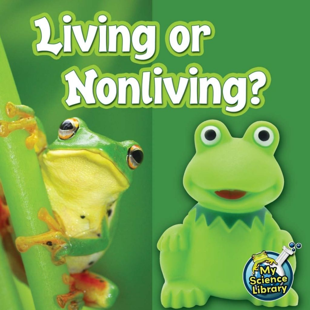Living Or Nonliving Ebook In