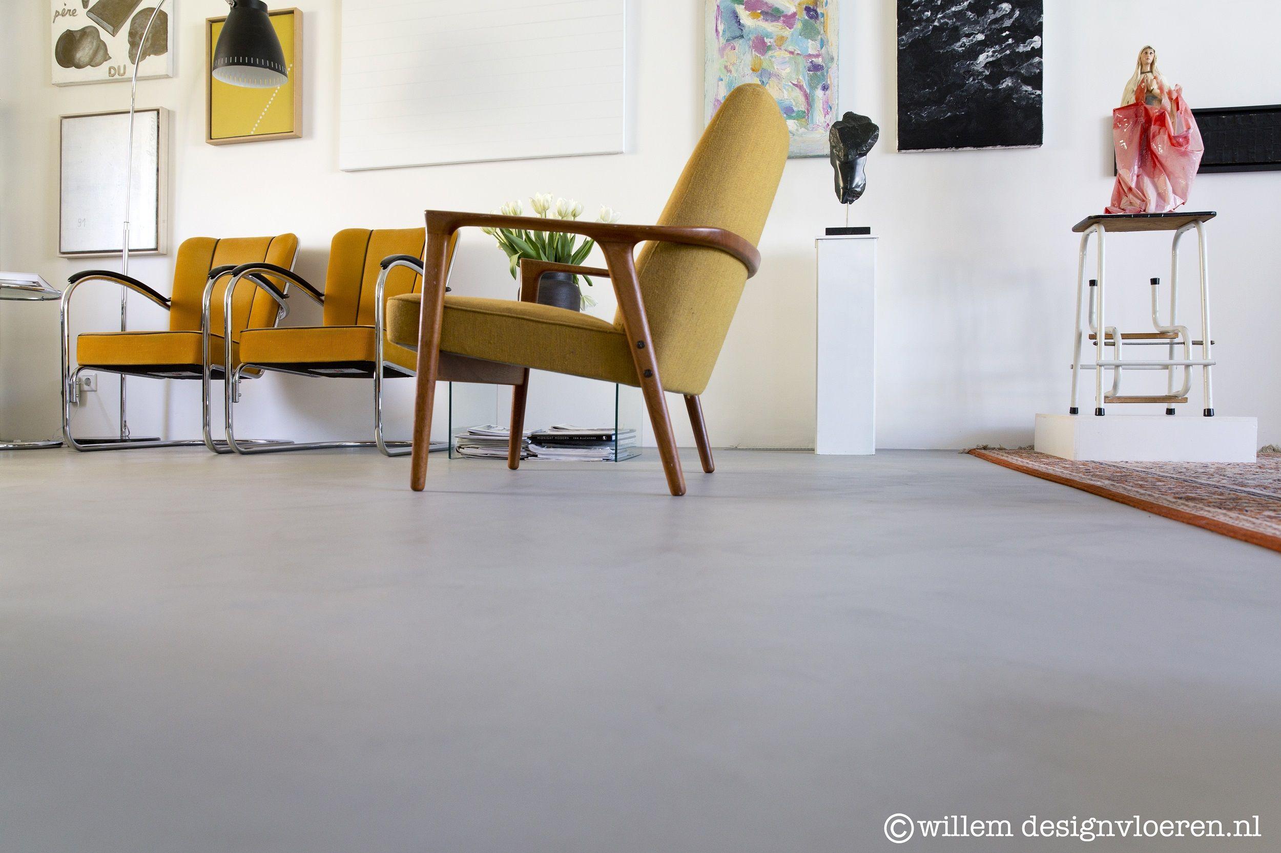 Betoon Look Vloer : Betonlook vloeren betonlookvloer portfolio beton ciré vloer