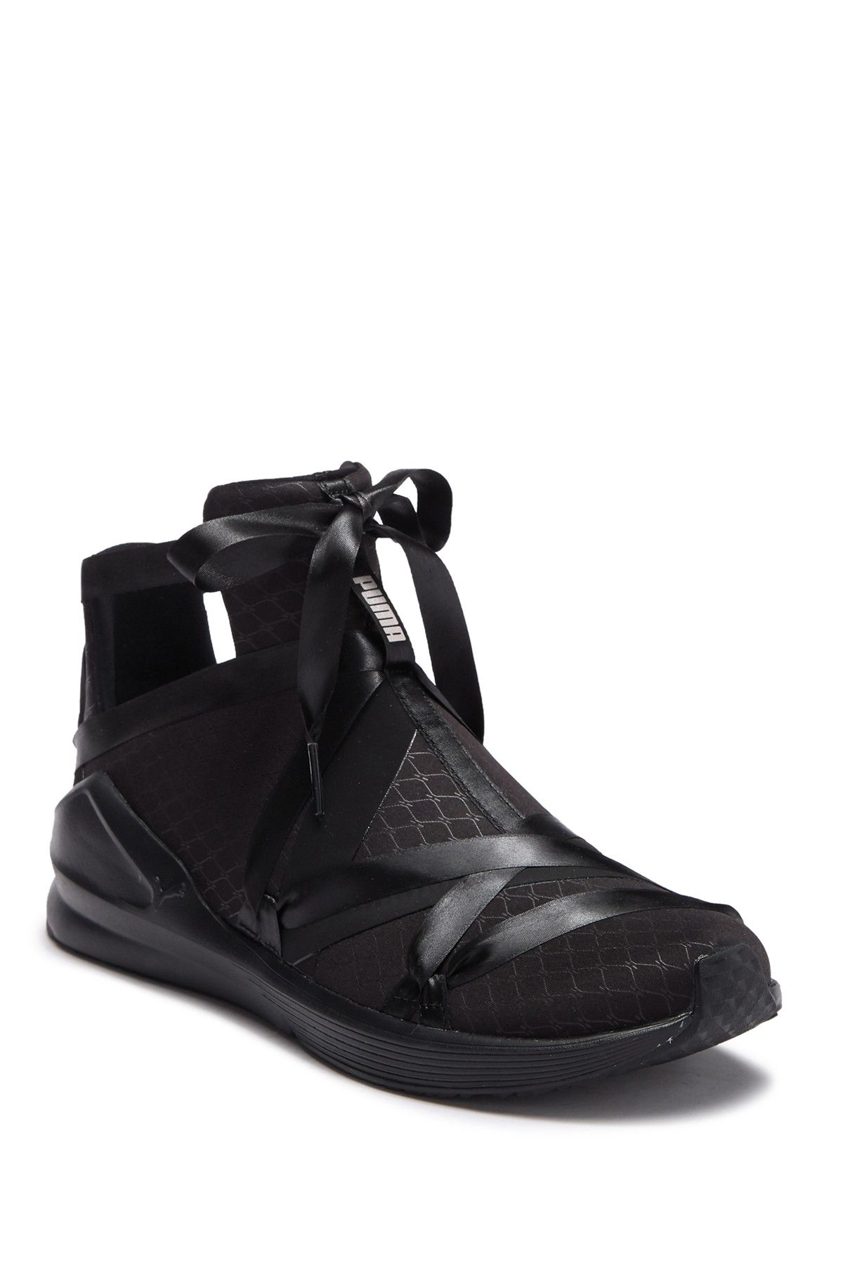 Fierce Rope Satin En Pointe High Top Sneaker by PUMA on  nordstrom rack 2a6fa956d