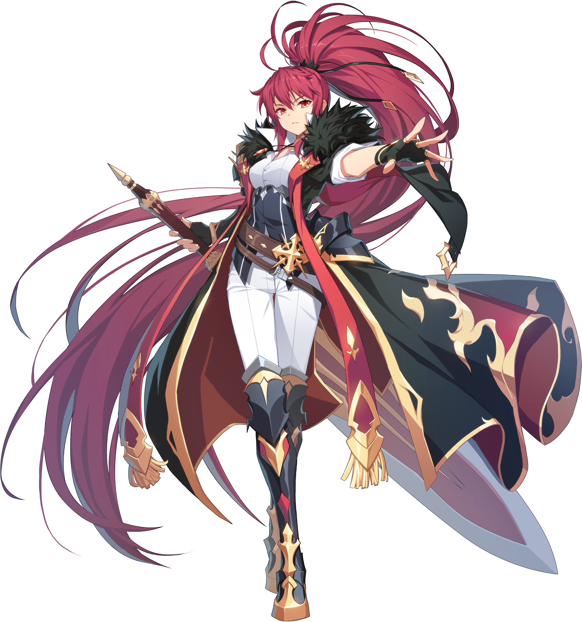 Photo of Elesis/Grand Chase Dimensional Chaser