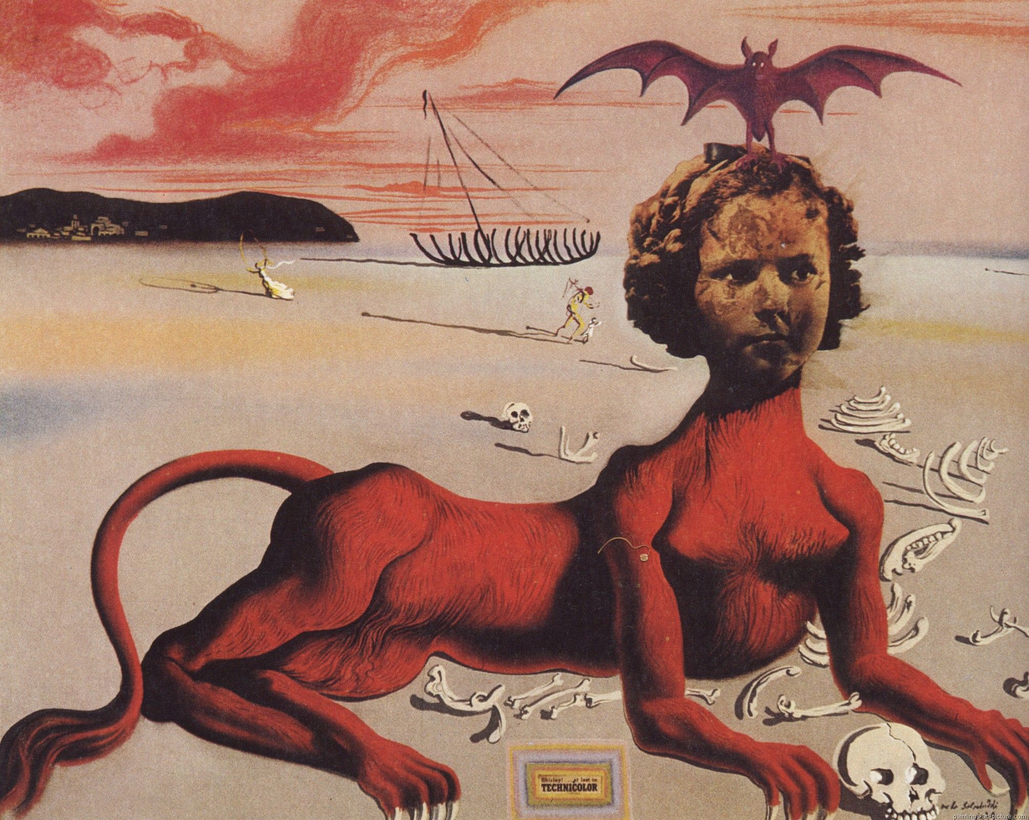 Salvador Dali http://www.paintings-art-picture.com ...