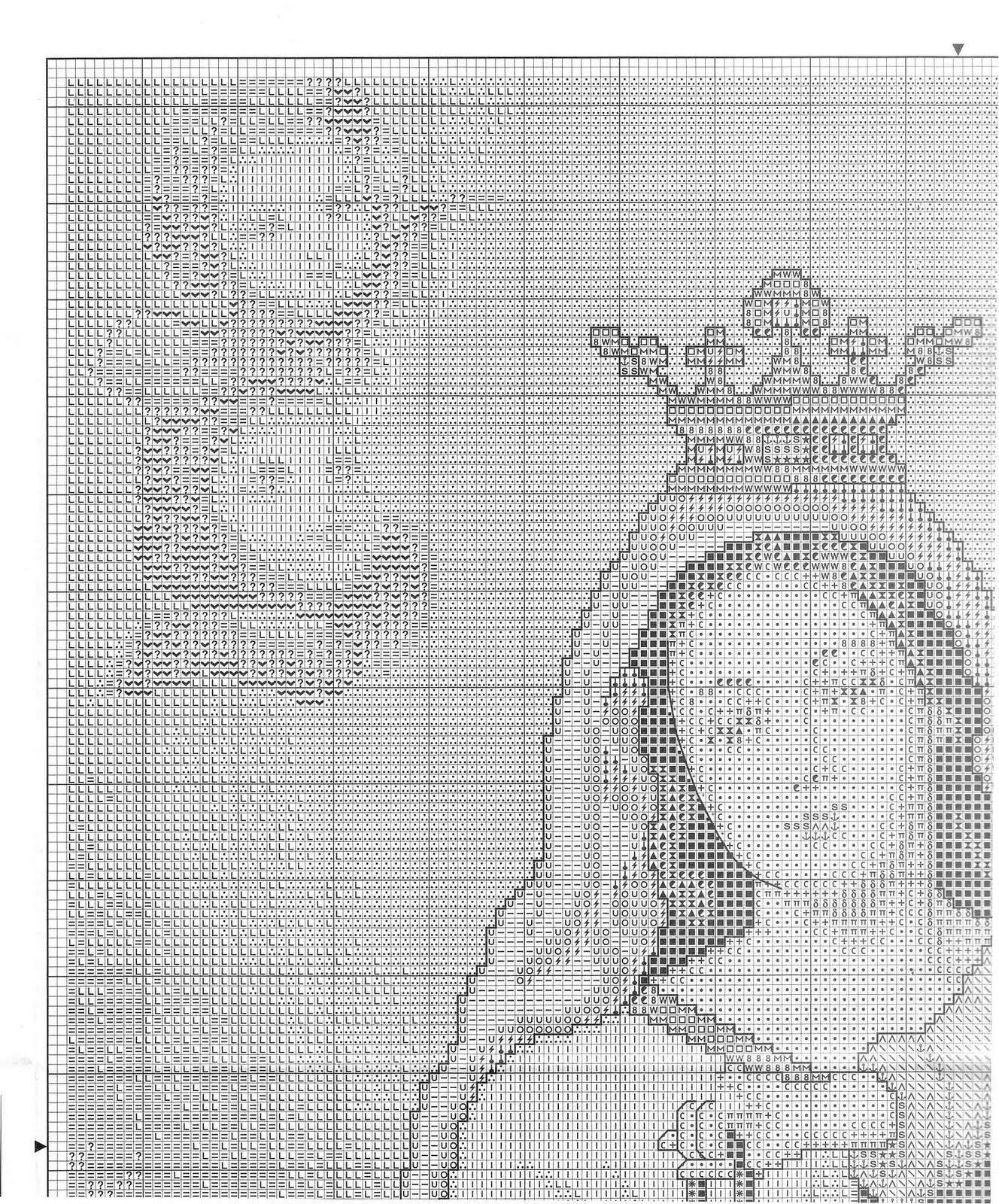 Virgen del Carmen | Vírgenes punto de cruz | Pinterest | Punto de ...
