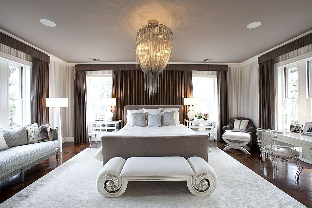 25 Contemporary Master Bedroom Design Ideas Master