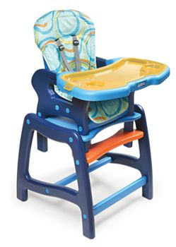 Badger Basket Convertible High Chair Play Table Badger Basket