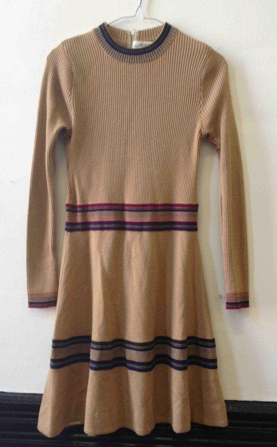 Vintage 1960's Italian Vespa Dress