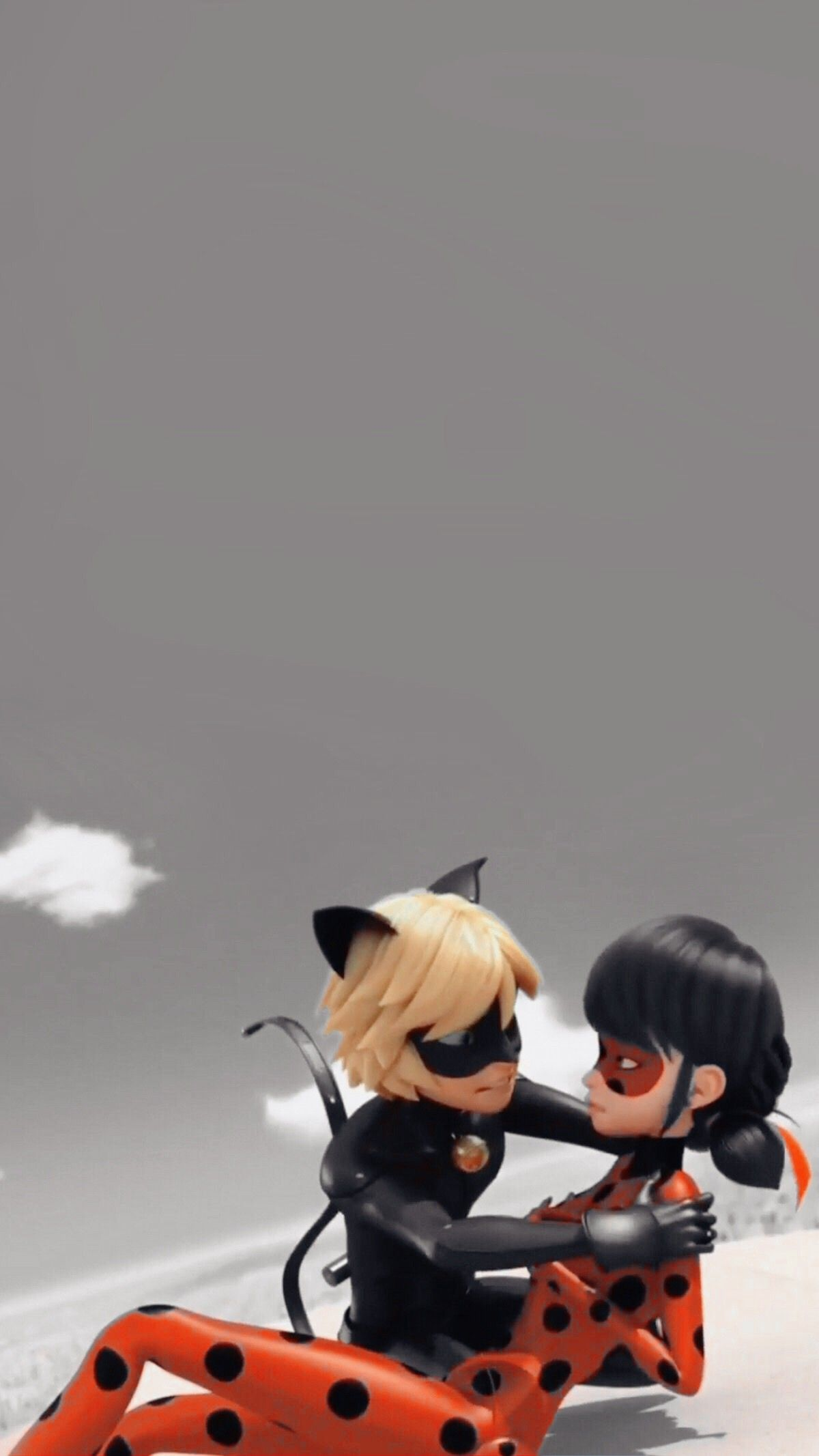 Cat Noir Really Thinks His M Lady Is Badly Hurt Miraculous Ladybug Movie Miraculous Ladybug Oc Miraculous Ladybug