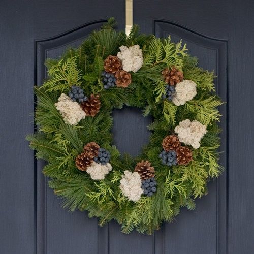Cone In Real Life: Blueberry Christmas Wreath - Sold Out