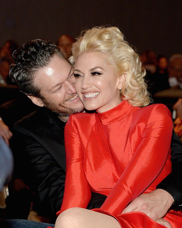 Gwen Stefani & Blake Shelton … HANDSOME