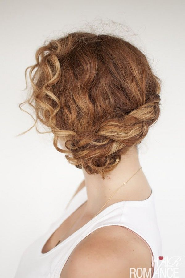 New Curly Hairstyle Tutorial Tips For Braiding Curly Hair Hair