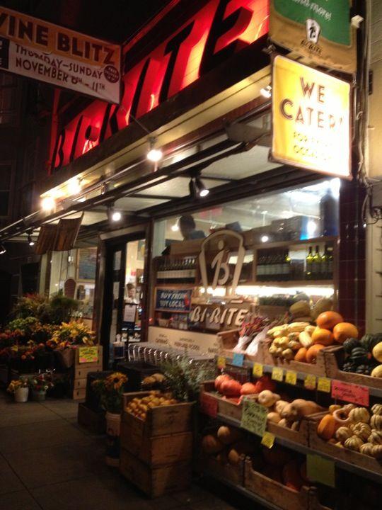 Bi Rite Market Mission Dolores San Francisco Ca Places To Eat Marketing Eat
