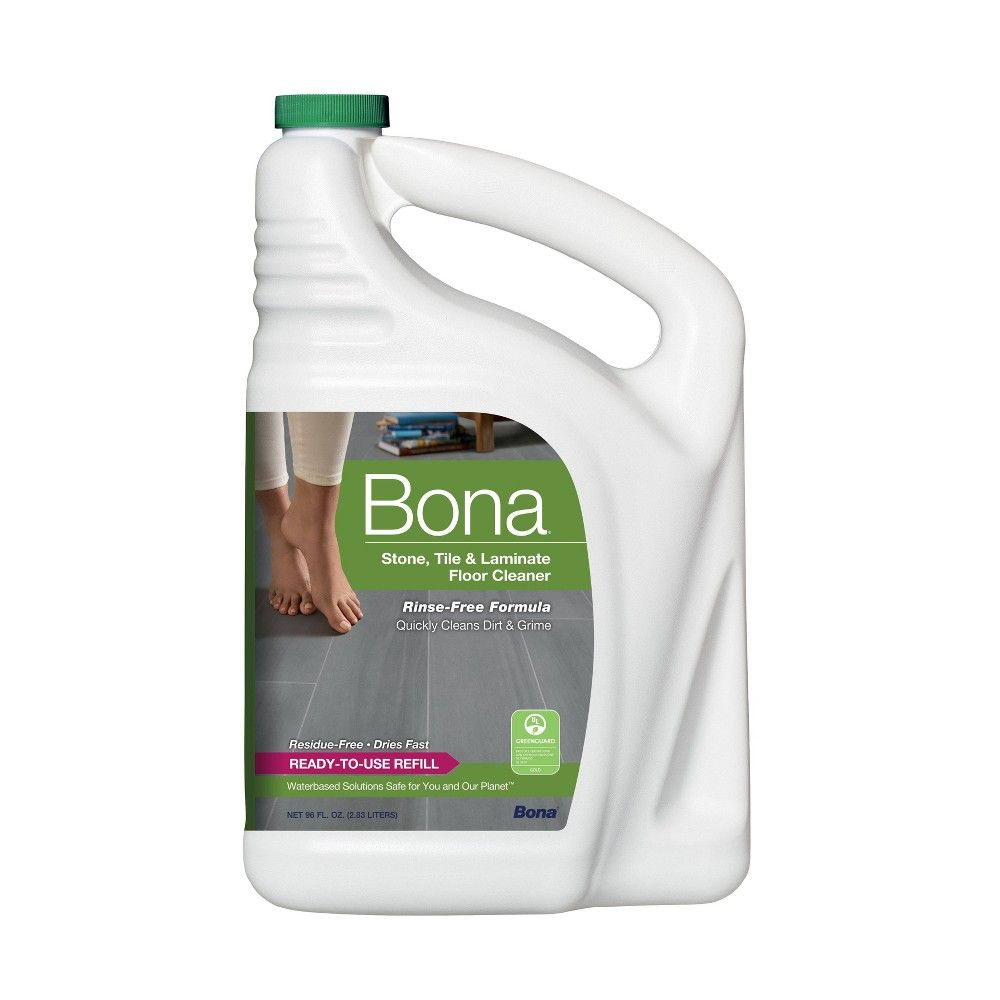 Bona Floor Cleaner Refill 96 Fl Oz Floor Cleaner Bona Floor Cleaner Laminate Flooring