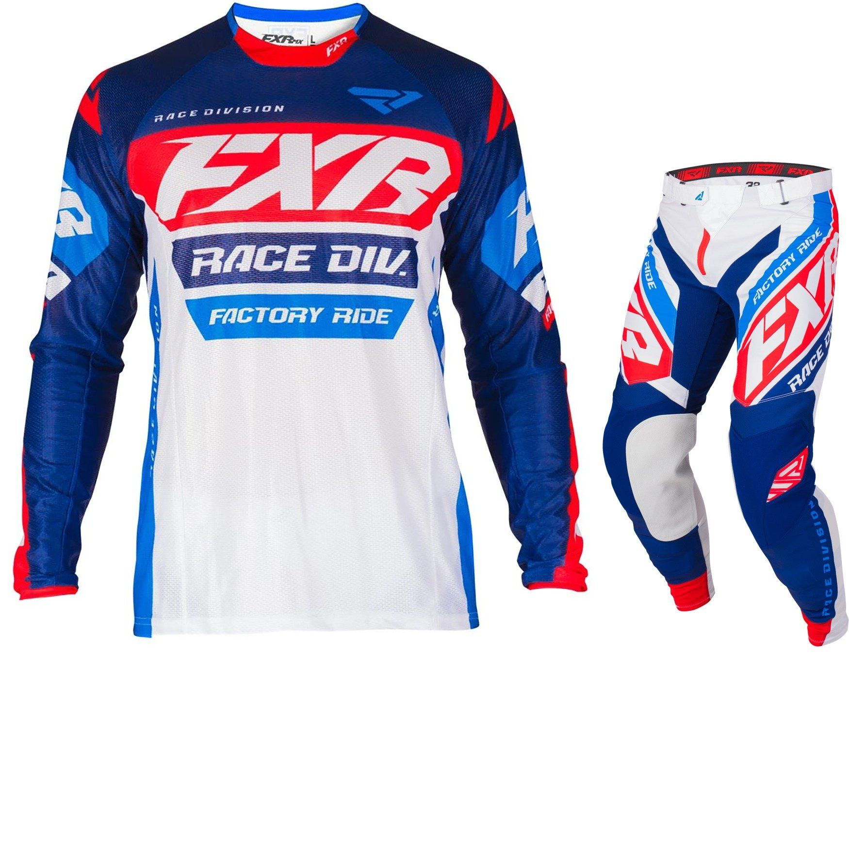 Thor Mens Blue//Black//Orange Sector Camo Dirt Bike Jersey /& Pants Combo Kit MX