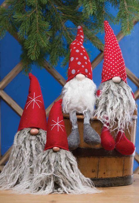 Pin de magaly lugo en maga y dariana | Christmas gnome ...