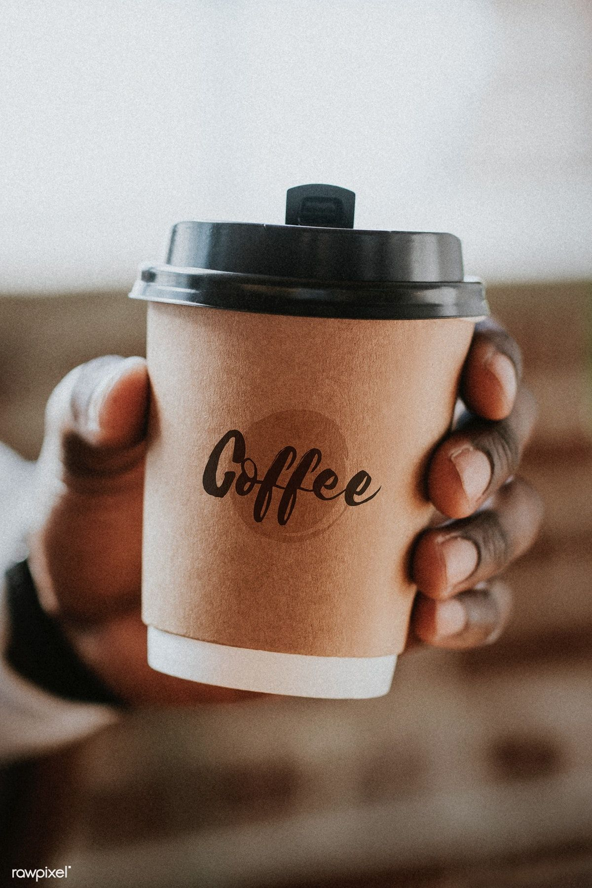 Download Premium Psd Of Man Holding A Takeaway Coffee Cup 1219062 Take Away Coffee Cup Paper Coffee Cup Coffee Shop Photography