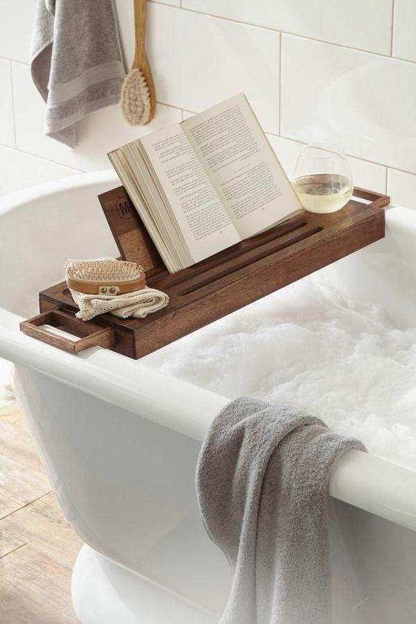 Les accessoires de salle de bain pour un bon temps  la maison