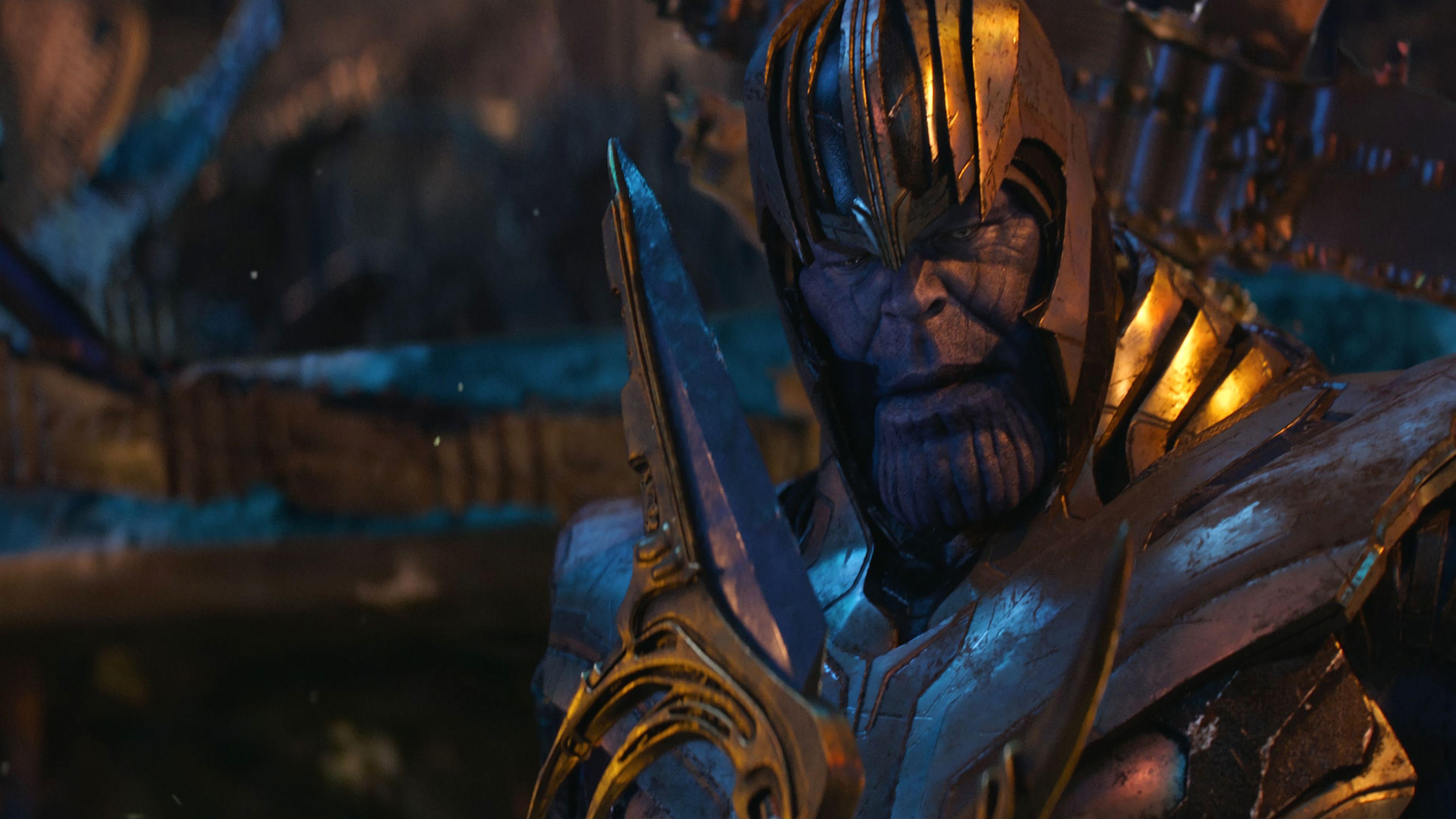 Wallpaper 4k Thanos War 4k Wallpaper Avengers Infinity War Thanos