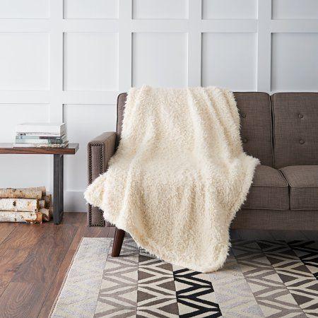 Walmart Throw Blankets Better Homes And Gardens Ultra Soft Mohair Throw Blanket  Walmart