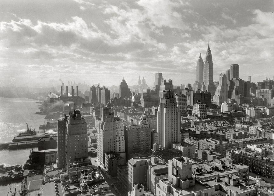 Radio City Music Hall. 1947 Mark Kauffman.Tumblr | Old NYC ...