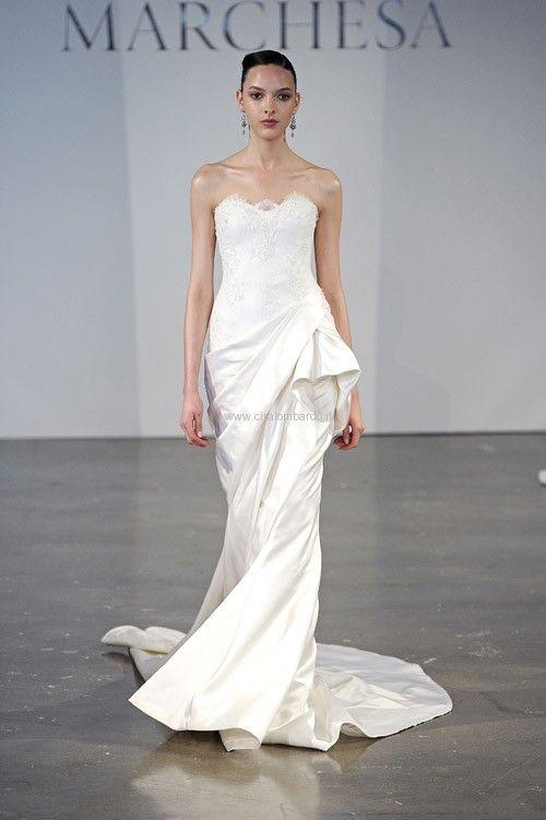 marchesa 2014 spring bridal collection | Spring Weddings | Pinterest