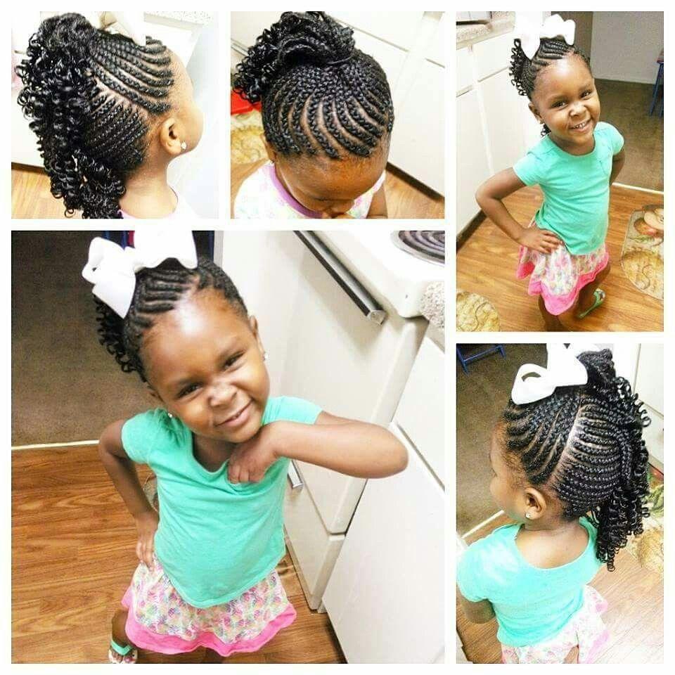 50 Fresh Hairstyles for Little Black Girls