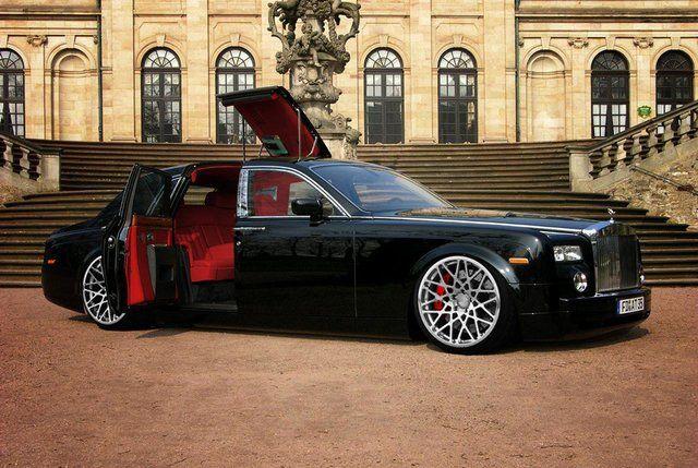 Luxury Cars, Rolls