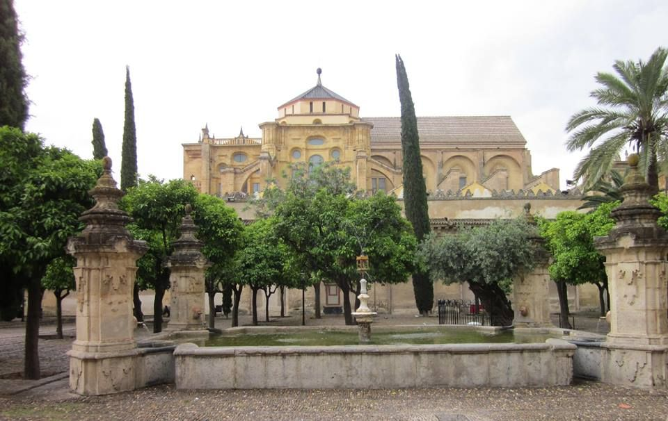 Patio de los Naranjos de la Mezquita, Córdoba