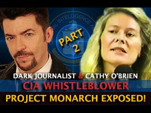 New Dark Journalist Part 2 With Cia Whistleblower Mkultra