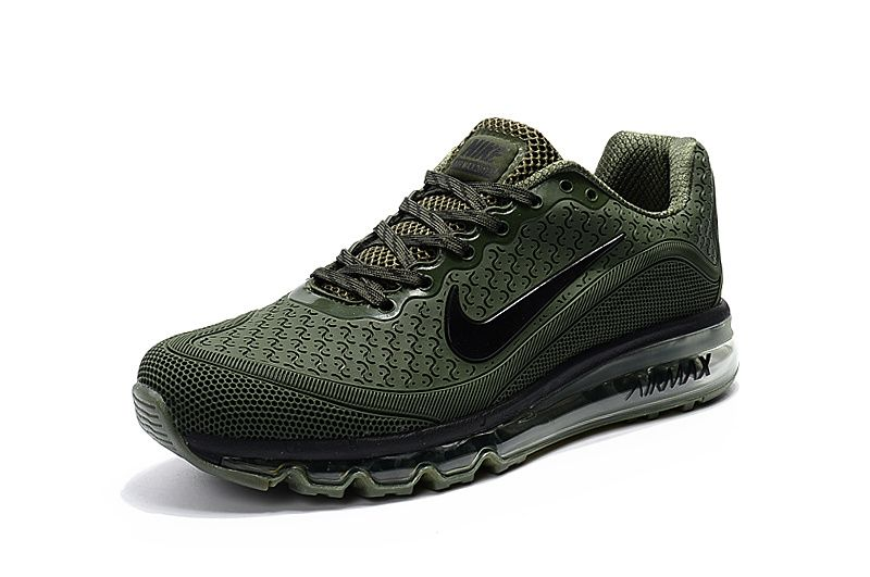 Air Max 2017.5 Army green | Fashion shoes in 2019 | Army