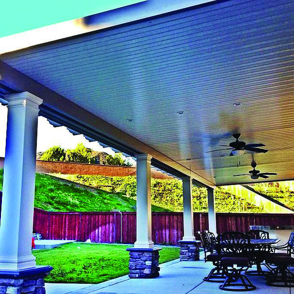 Pergola Design Ireland: Classy Covered Patio Concepts