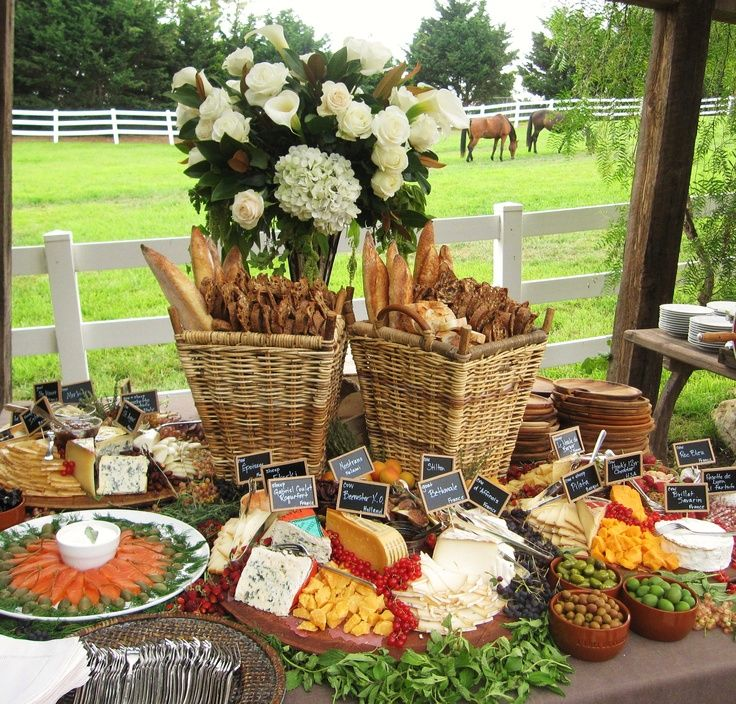 Pin by Chelsea Lauren on Wedding | Pinterest | Wine and cheese party, Food displays, Wine tasting party