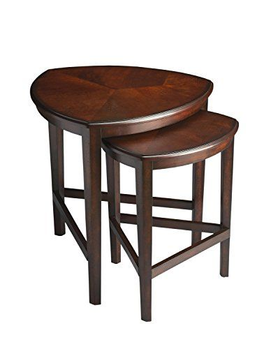 Nesting Tables in Chocolate Home & Kitchen 1