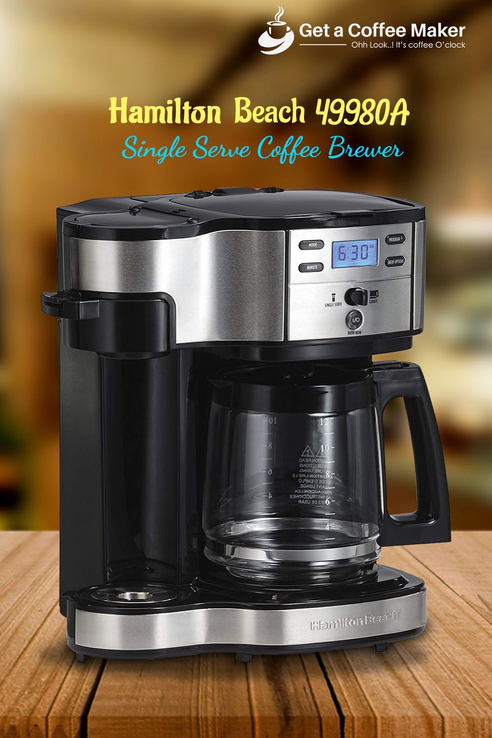 Top 10 Single Cup Coffee Makers Dec 2019 Reviews Buyers