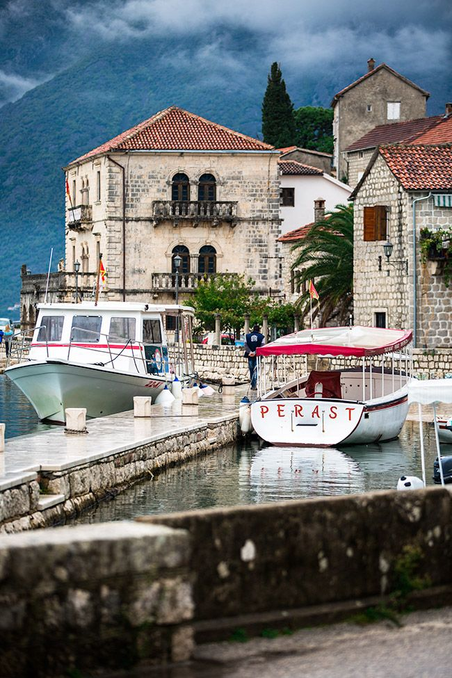 Classy Girls Wear Pearls: Magical Montenegro