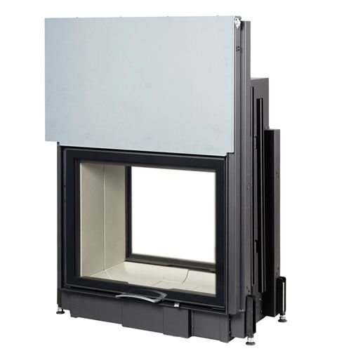 Austroflamm 80x64s Double Sided Wood Burning Built In