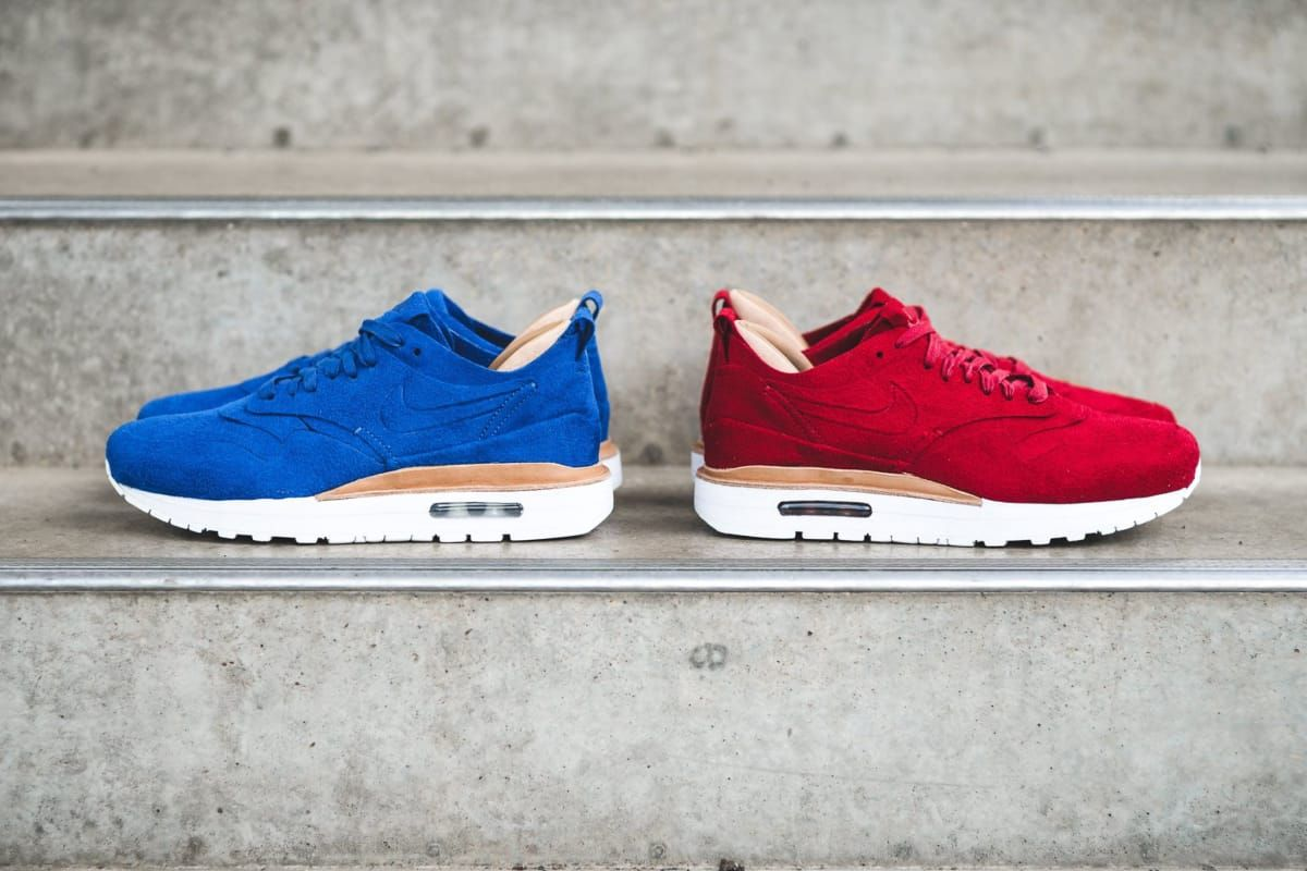 premium selection e4dce 1ee2c The Nike Air Max 1 Royal Arrives in Two New Colorways