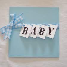 handmade baby cards - Google Search