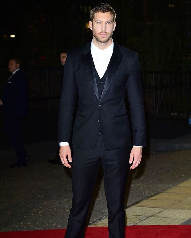 @calvinharris - Thank you GQ for my Man Of The Year award!!!!