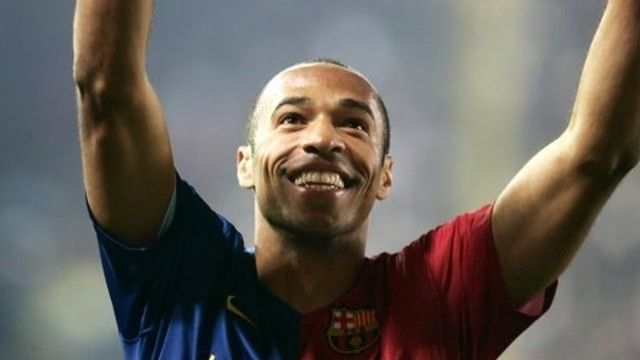 FC Barcelona Legends: Thierry Henry