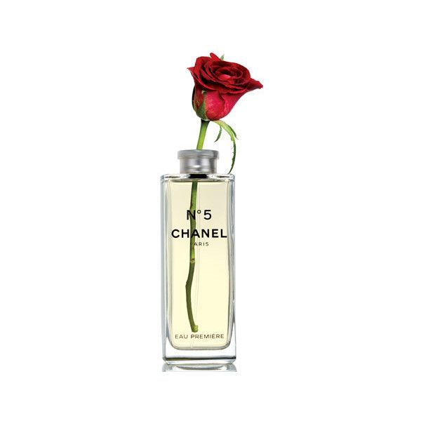 #49 Chanel No 5 ❤ liked on Polyvore featuring fillers, perfume, beauty, makeup and flowers